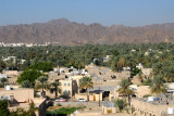 Nizwa from the fort