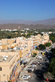 Main street of Nizwa's new town