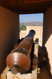 Cannon, Nizwa Fort