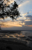 Sunset from Ras Sawadi