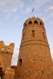 Obervation tower at Ras Sawadi
