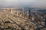Sheikh Zayed Road and Satwa