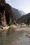 Wet wadi