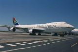 South African 747, Cape Town