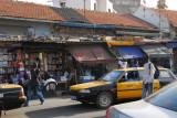 Booksellers stalls, Av Emile Badiane, Dakar