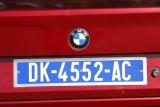 Senegal license plate DK-4552-AC