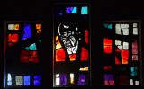 Stained glass, Dakar Cathedral