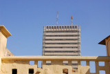 Skyscapers in Dakar are not very pretty