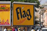Flag Beer, Dakar