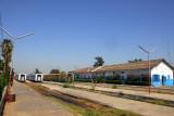 Railway yard, Dakar Railway Station