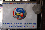 AIDS Project rail-link, Senegal