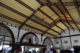Main hall, Dakar Railway Station