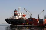 M/V Lita, Port of Dakar