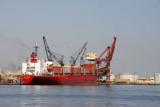 Bass Bulker, Port of Dakar