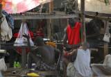 Roadside weavers, Dakar