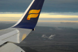 Icelandair with the Blue Lagoon