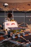 Mars Pathfinder Lander and Sojourner Rover