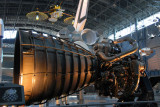 Space Shuttle Main Engine (470,000 lbs of thrust)