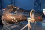 Mercury Capsule 15B Freedom 7 II (1963)