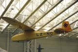 Grunau Baby Training Glider LZ-NC