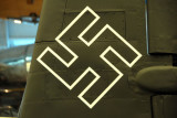 Tail section of a Heinkel He-219