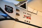 Lockheed Vega Winnie Mae, with TWA logo