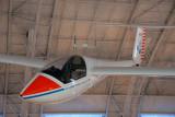Grob 102 Standard Astir III N17999 world altitude record for a glider FL490 in 1986