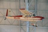 Cessna 180 Spirit of Columbus N1538C - flown around the world in 1964 by Geraldine Mock