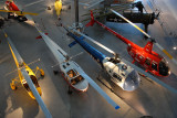 Udvar-Hazy Center helicopter collection