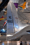 Tail of a B-307 Stratoliner
