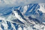 Mount Kazbek, Georgia (5047m/16,558ft) Caucasus Mountains