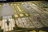 Overview, Dubai World Central, JXB Jebel Ali - 6 parallel 4500m runways