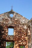 Ruins of the Church of St. Paul, built 1521, expanded 1556