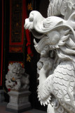 Column in the form of a dragon, Eng Choon (Yong Chun) Association