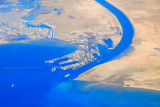 Port of Suez and the Suez Canal
