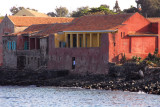 Maison des Esclaves from the sea