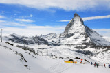 Matterhorn, the most iconic mountain in the Alps