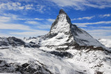 The iconic Matterhorn, Zermatt, Switzerland
