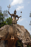 Indra mounted on Erawan