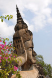 Reclining Buddha, Xieng Khuan