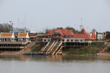 Nong Khai, Thailand, on the Mekong River