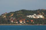 Upscale real estate development, NE Koh Samui