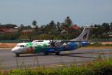 Bangkok Air ATR HS-PGG, Koh Samui Airport