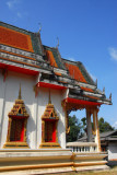 Wat Samret, Koh Samui