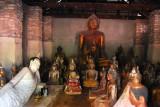 Secret Coral Buddha Image Hall, Wat Samret