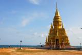 Laem Saw Pagoda at the southern tip of Koh Samui