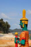 Laem Saw Pagoda, Koh Samui