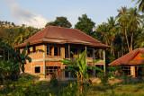 A new villa under construction, Koh Samui