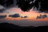 Just after sunset, Koh Samui