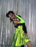 Popular Thai cabaret performance